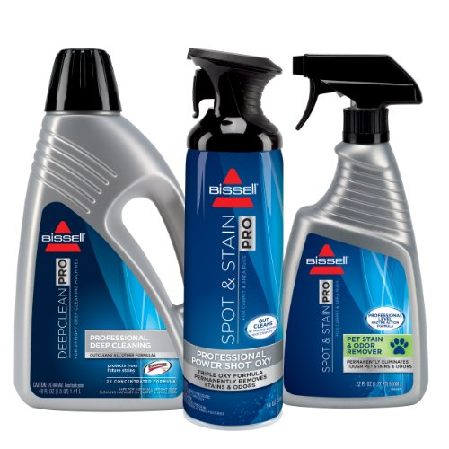 BISSELL Professional Cleaning Formula Bundle, 5317