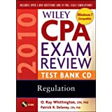 Wiley CPA Exam Review 2010 Test Bank CD - Regulation ~ Patrick R. Delaney