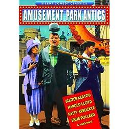 Silent Classics: Amusement Park Comedy (Silent)