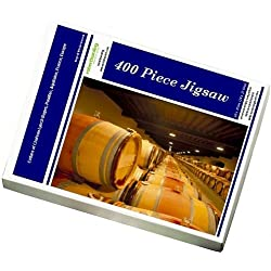 Photo Jigsaw Puzzle of Cellars of Chateau Lynch Bages, Pauillac, Aquitaine, France, Europe
