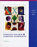 By William R. Dillon Marketing Research in a Marketing Environment (The Irwin Series in Marketing) (3 Sub) [Hardcover]