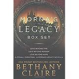 Morna's Legacy (Scottish Time Travel Romances): Box Set #1 (Morna's Legacy Series)
