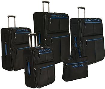 Nautica Maritime II 5.Pc Wheeled Luggage Set
