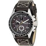 Ideen für Geburtstag Geschenke Uhren - Fossil Herren-Armbanduhr Chronograph Sport CH2599