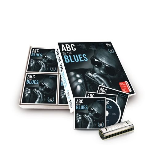 ABC of the Blues by Robert Johnson, Willie Dixon, B.B. King, John Lee Hooker and Bo Diddley