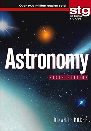 Astronomy: A Self-Teaching Guide, Sixth Edition