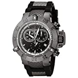 Invicta Men's Subaqua Sport Black Ion-Plated Chronograph Watch #5508