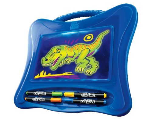 Cra-Z-Art New 3D Draw N Glow Light Desk - 1