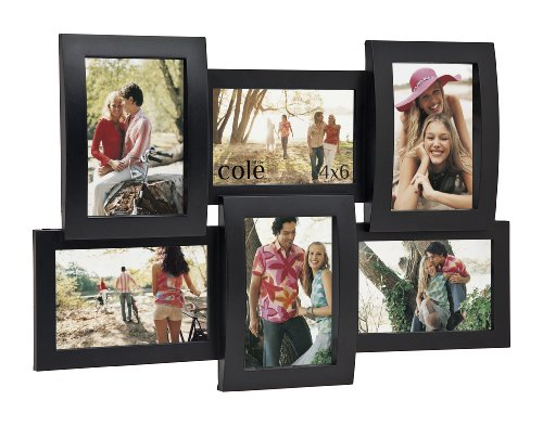 Large multi photo frames