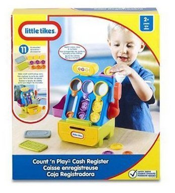 Little Tikes Count 'n Play Cash Register, little, tikes, count, play, cash, toy, little by KIDS-OUTLET (Count And Play Cash Register compare prices)