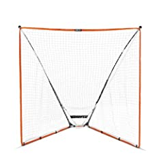 SKLZ Quickster Lacrosse Goal - Portable Practice Net by SKLZ