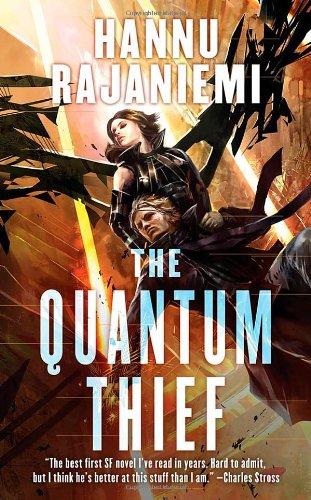 book cover of The Quantum Thief
