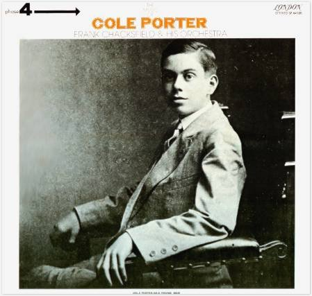 Frank Chacksfield & His Orchestra: The Music Of Cole Porter [Vinyl LP] [London Phase 4... by Cole Porter, Frank Chacksfield and Frank Chacksfield & His Orchestra