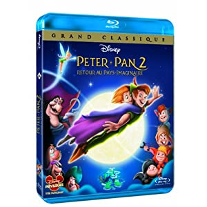 Peter Pan 2 - Retour au Pays Imaginaire [Blu-ray]