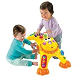 Fisher Price Sit To Stand Activity Arch Lion