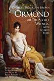 img - for Ormond; or, the Secret Witness: With Related Texts (Hackett Classics) book / textbook / text book