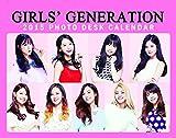 2015年 少女時代 SDSN 卓上カレンダー (各月2ページずつ あります)スケジュールステッカー付+ミニポストカード グッズ 230
