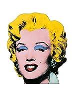 Artopweb Panel Decorativo Warhol Shot Orange Marilyn, 1964 Legno