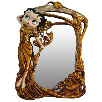 Betty Boop Nuvo Wall Mirror - 24