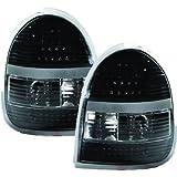 in.pro. 1812998 HD Rückleuchten Opel Corsa B, Baujahr: 93-00, klar-schwarz