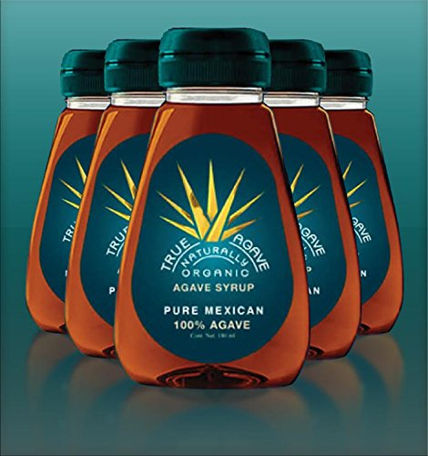 6 Pack Sciroppo D'Agave 250 ml
