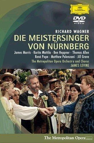 Wagner - Die Meistersinger Von Nurnberg (Levine, Heppner) [DVD] [NTSC]