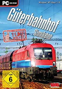 I like Simulator - Güterbahnhof Simulator - [PC]