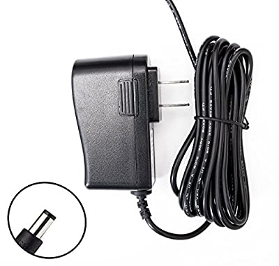 OMNIHIL (8 Foot Long) AC/DC Adapter/Adaptor for Nautilus R514, R514c, R616, R614, U514, U614, U616 Exercise Bike & E514, E514C, E614, Elliptical