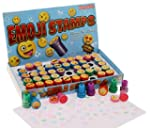 Emoji Universe: Plastic Stamps, 50 Co...