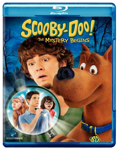 Cover art for  Scooby-Doo! The Mystery Begins [Blu-ray]