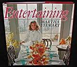 Martha Stewart's Entertaining (0283990376) by Martha Stewart
