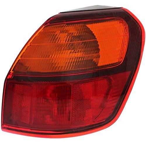 Taillight Taillamp Right Passenger Side Rear Brake Light For 99-04 Pathfinder