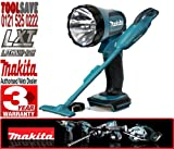 Makita BML185 18V Cordless Torch Plus BCL180Z 18V Li-Ion Cordless Vacuum Cleaner (Body Only)