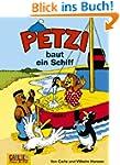 Petzi, Bd.1, Petzi baut ein Schiff