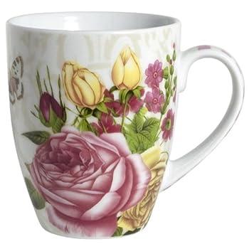 Jardin Rose Mug