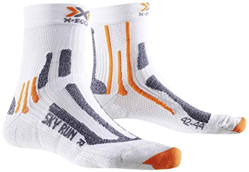x-socks-funktionssocken-sky-run-two-calcetines-color-blanco-talla-42-44