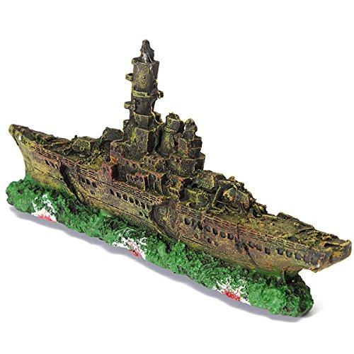 acuario-de-la-decoracin-de-la-nave-del-destructor-de-guerra-marina-de-guerra-ornamento-naufragio-bar