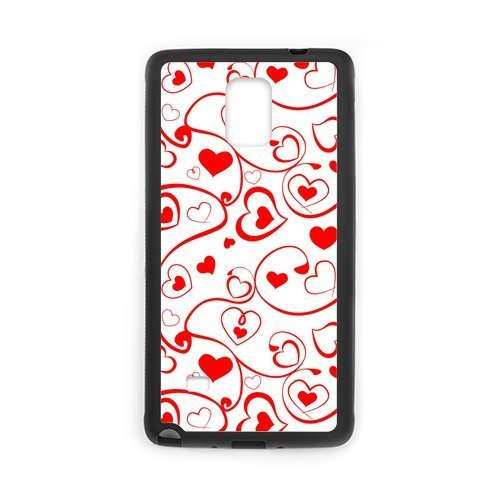 2015 New Design Creative Cartoon Heart Shape Hard Protective Back Cover Shell for SamSung Galaxy Note4 Phone (Chucky Doll For Sale Cheap)