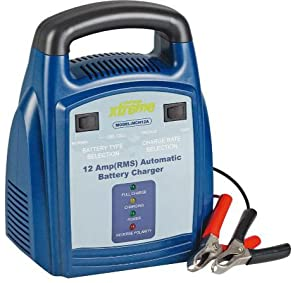 challenge car battery charger instructions