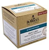 Dr. Miracles Strengthen Hot Hair & Scalp Treatment 4 oz. (Pack of 3) by Dr. Miracles