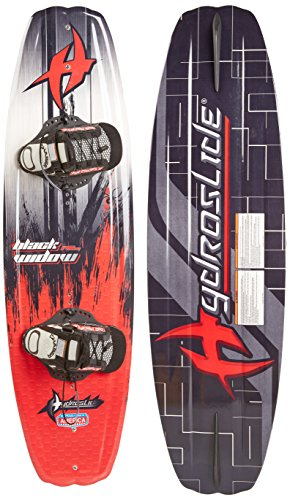 Hydroslide Black Widow 56 Inch Wakeboard