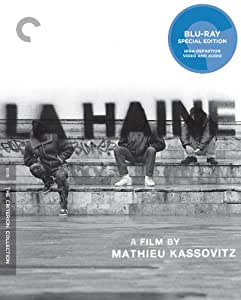 La Haine (Criterion Collection) [Blu-ray] (Version française)