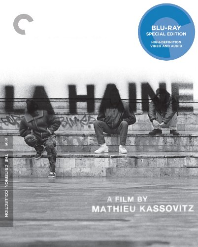 Cover art for  La Haine (The Criterion Collection) [Blu-ray]