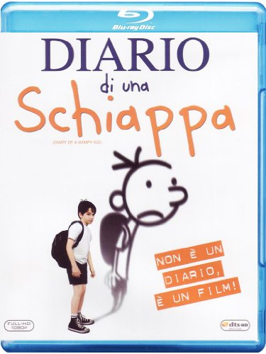Diario di una schiappa [Blu-ray] [IT Import]