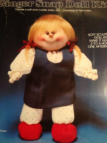 Ginger Snap Doll Kit
