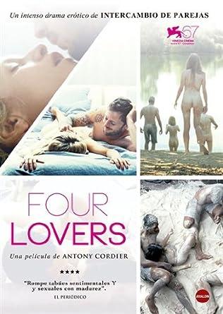 ბედნიერები (ქართულად) -  Four Lovers Happy Few / Несколько счастливцев [Bednierebi Qartulad]