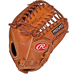 Rawlings 9SC127FD Revo Solid Core 950 Series 12.75 inch Baseball Glove Left Hand Throw