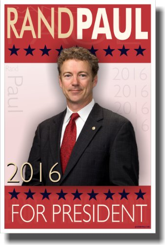 Rand-Paul-for-President-NEW-Political-Poster