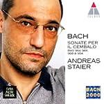 Sonates pour clavecin BWV 964, 966, 9...
