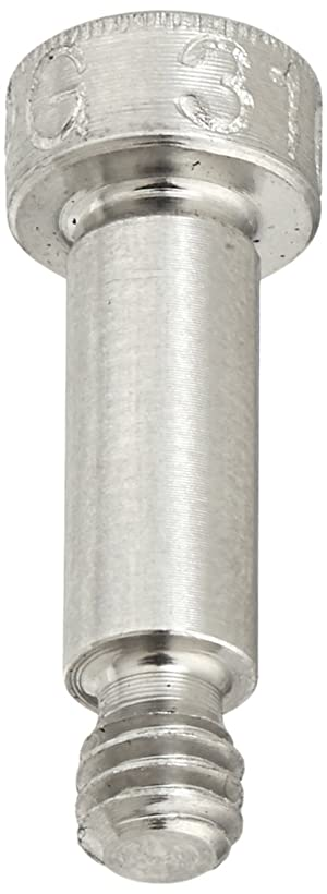 Standard Tolerance 5//8 Shoulder Length Made in US, Socket Head Cap #8-32 Threads Meets ASME B18.3 Partially Threaded Hex Socket Drive 3//16 Shoulder Diameter 18-8 Stainless Steel Shoulder Screw Pack of 1 Plain Finish 3//16 Thread Length